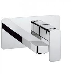 Atoll basin 2 hole set in Basin Taps & Mixers | Luxury bathrooms, bathroom design ideas, designer bathrooms