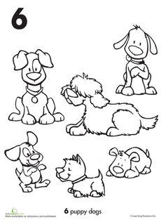 1000+ images about Dog theme preschool on Pinterest | Dog crafts, Pet ...