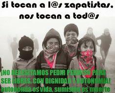Pronunciamiento de Tejiendo Organización Revolucionaria en solidaridad con las Bases de Apoyo Zapatistas