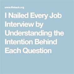 Job Interview Weakness, Job Interview Answers, Career Advice, Career Counseling