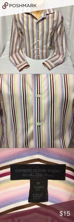 Express long sleeve shirt (M) Express long sleeve shirt (M) Express Shirts Dress Shirts