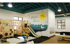 Skies of Blue - Indoor kids playspace