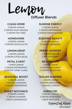 Lemon Diffuser Blend...