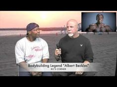Albert Beckles (Part 2) >  (born July 14, 1930) is a former IFBB pro bodybuilder and a three-time New York City Night of Champions winner.