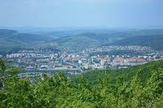 Humenné panoráma mesta