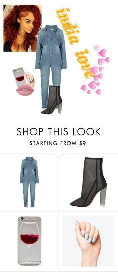 """Untitled #672"" by aniyahh1 ❤ liked on Polyvore featuring BLANKNYC, Wet Seal and Lime Crime"
