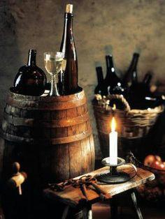 Fine Wine - A Barrel of Fun...