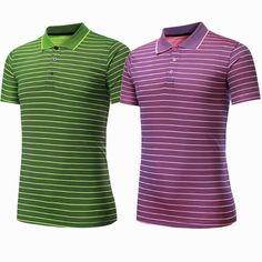Cheap badminton shirt, Buy Quality shirt th directly from China table tennis polo shirt Suppliers: Sportswear Quick Dry breathable badminton shirt,Women/Men table tennis game running training Sport golf POLO stripe T Shirts