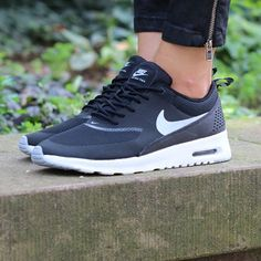 Black is beautiful: Nike Air Max Thea #airmax #thea #nike