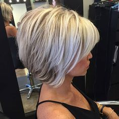50 Short Bob Hairstyles 2015 - 2016 | Short Hairstyles 2015 - 2016 | Most Popular Short Hairstyles for 2016