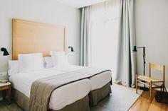 Marcasal proporciona los textiles y confección de ropa de cama en habitaicones