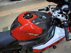BMW S1000RR 2015 phien ban Carbon cuc chat cung nhieu option khung - 2