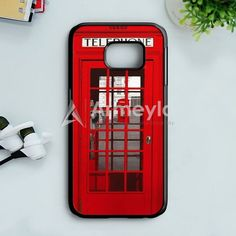 London Telephone Booth Samsung Galaxy S7 Case | armeyla.com