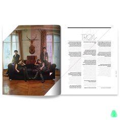 Pablo Abad Lados Magazine in Books & Magazines
