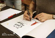 Tea On The Moon - Viajes, niños, música, scrapbook, craft: Firma de tesoros por Oliver Jeffers + {Avalanche city}