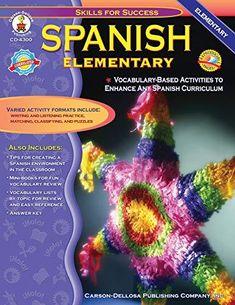 Spanish, Grades K - 5 (Skills for Success) - Multi