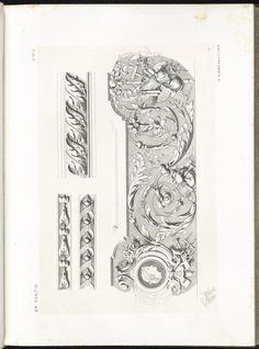 Spécimens de la décoration et de l'ornementatio...