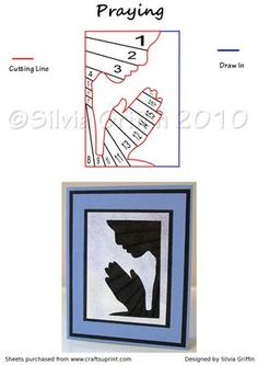 - Great for first communion - confirmation- easy cutting I hope you get much use and enjoyment out of this pattern. Iris Folding Templates, Iris Paper Folding, Iris Folding Pattern, Paper Piecing Patterns, Card Patterns, Quilt Patterns, Paper Cards, Folded Cards, Première Communion