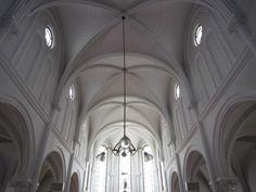 リブ・ヴォールト(円形状の交差)天井 - Picture of Tsuruoka Roman Catholic Church, Tsuruoka - TripAdvisor