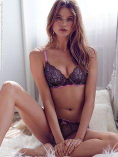 Behati Prinsloo for Victoria's Secret lookbook (August 2015) photo shoot
