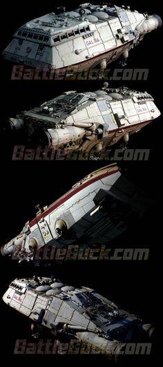 Battlebuck: Galactica Originals