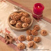 Kekse selber backen - feine Rezepte für Weihnachtskekse - alle Einträge | Kochen… Cereal, Almond, Cookies, Breakfast, Desserts, Food, Dessert Ideas, Easy Meals, Chef Recipes