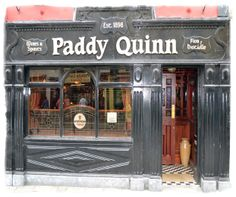 Quinns Ennis - Click pub photo image above to purchase your #Pubs of #Ireland Photo Print with PayPal. You do not need a PayPal account to purchase photo. Pubs of Ireland photos are perfect to display in any sitting room, family room, or den to celebrate a family's Irish heritage. $9.00 (plus $5 shipping & handling in USA)