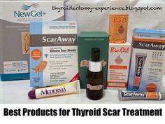 Thyroidectomy :: My Thyroid Surgery Experience: Best Products for Thyroid Scar Treatment