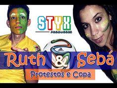 3º Vídeo de Ruth & Sebá falando sobre os protestos e a copa das confederações...