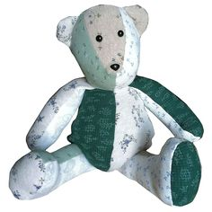 How to Make a Memory Bear #Recycled