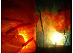 How to make a Winter Solstice Lantern