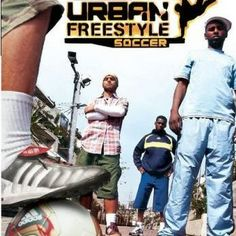 Urban Freestyle Soccer Highly Compressed Full Pc Game Free Download