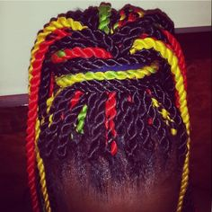 ... on Pinterest Senegalese Twists, Small Box Braids and Marley Twists