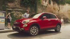 SdoppiamoCupido in libera uscita: Fiat 500 X: pubblicità al viagra