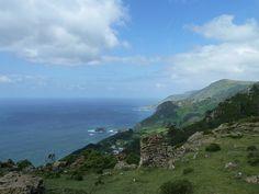 San Andres de Teixido, Galicia, Spain  I think I stood here for a whole day...