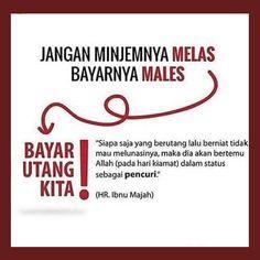 http://nasihatsahabat.com #nasihatsahabat #mutiarasunnah #motivasiIslami #petuahulama #hadist #hadits #nasihatulama #fatwaulama #akhlak #akhlaq #sunnah  #aqidah #akidah #salafiyah #Muslimah #adabIslami #DakwahSalaf # #ManhajSalaf #Alhaq #Kajiansalaf  #dakwahsunnah #Islam #ahlussunnah  #sunnah #tauhid #dakwahtauhid #alquran #kajiansunnah #utangpiutang #hutang #pinjaman #pinjamnyamelas #bayarnyamales #pencuri