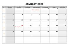 Get Free Monthly Blank January Calendar 2020 Printable Template in Word Excel PDF Landscape Portrait Page, Editable January 2020 Calendar Fillable Notes Free Printable Calendar Templates, Calendar Notes, 2020 Calendar Template, 12 Month Calendar, Monthly Calendar Template, Holiday Calendar, Blank Calendar, Calendar 2020, Free Printables