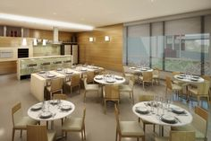Gourmet / Prédio / Architecture / Project / Interior / Design / Building / Bohrer Arquitetura / Londrina / Brazil