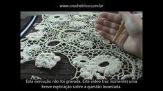 Crochê Irlandês - Como costurar com redes?