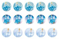 Cinderella bottle cap images