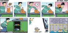Thatababy Comic Strip, April 12, 2015 on GoComics.com