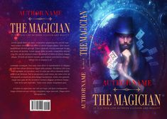 Premade book cover for sale, including ebook cover, paperback cover and mockups. Exclusive cover that can be sold only once. Book Covers For Sale, Premade Book Covers, Ebook Cover, Book Cover Design, The Magicians, Cover Art, Illusions, Ads, Lean Body