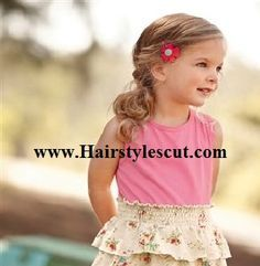 very very pretty style for little girl or for school...perfect for spring too