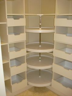 Closets modern clothes and shoes organizers