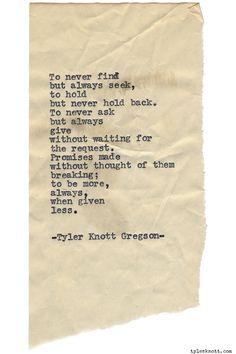 Typewriter Series #1