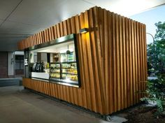 A Shipping Container Cafe or 'Pop Up Cafe' is a great way to make your business stand out. Let Port Shipping Containers show you how. Container Coffee Shop, Container Restaurant, Container Shop, Containers For Sale, Container Design, Shipping Container Cafe, Shipping Containers, Cafe Interior, Interior Design