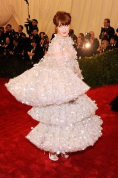 Best Met Gala Looks of All Time Florence Welch