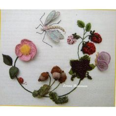 Wonderful Ribbon Embroidery Flowers by Hand Ideas. Enchanting Ribbon Embroidery Flowers by Hand Ideas. Ribbon Embroidery Tutorial, Silk Ribbon Embroidery, Crewel Embroidery, Embroidery Thread, Embroidery Patterns, Embroidery For Beginners, Embroidery Techniques, Brazilian Embroidery, Japanese Embroidery