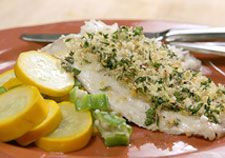 Herb-Crusted Fish Fillet   Tasty Kitchen: A Happy Recipe Community!