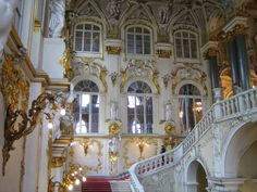Visiting Hermitage is a must!